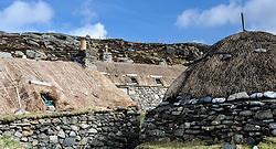 Gearrannan Black House Village, Isle of Lewis, Outer Hebrides, Scotland<br /> <br /> (c) Andrew Wilson | Edinburgh Elite media
