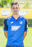 German Bundesliga - Season 2016/17 - Photocall 1899 Hoffenheim on 19 July 2016 in Zuzenhausen, Germany: Benjamin Huebner. Photo: APF  | usage worldwide