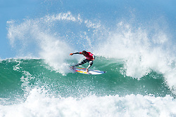 Jul 17, 2017 - Jeffries Bay, South Africa - Julian Wilson of Australia advances to Round Three of the Corona Open J-Bay after defeating Josh Kerr of Australia in Heat 5 of Round Two in pumping Supertubes. (Credit Image: © Kelly Cestari/World Surf League via ZUMA Wire)