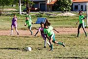 Codo_MA, Brasil...Futebol Feminino na comunidade Nova Jerusalem...Women soccer in the New Jerusalem community...Foto: LEO DRUMOND / NITRO