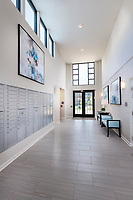 Interior image of Heritage Overlook Apartment Homes in Baltimore by Jeffrey Sauers of Commercial Photographics