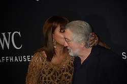 NEW YORK, NY - APRIL 20: Grace Hightower, Robert De Niro attends the 2017 IWC Schaffhausen 'For The Love Of Cinema' Gala Dinner at Spring Studios on April 20, 2017 in New York City...People:  Grace Hightower, Robert De Niro. (Credit Image: © SMG via ZUMA Wire)