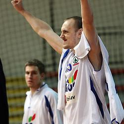 20080207: Basketball - Spar Cup, Helios Domzale vs Geoplin Slovan