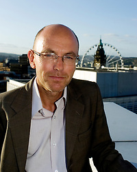 Wayne Hemmingway MBE of Hemmingway Design, founder of Red or Dead design label  Sheffield 9 September 2009  Copyright Paul David Drabble