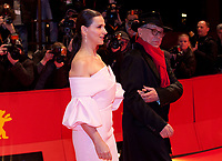 Juliette Binoche, Jury President and Festival Director Dieter Kosslick at the Award Ceremony red carpet at the 69th Berlinale International Film Festival, on Saturday 16th February 2019, Berlinale Palast, Berlin, Germany.