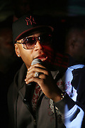 """LL Coo J at The Russell Simmons and Spike Lee  co-hosted """"I AM C.H.A.N.G.E!"""" Get out the Vote Party presented by The Source Magazine and The HipHop Summit Action Network held at Home on October 30, 2008 in New York City"""