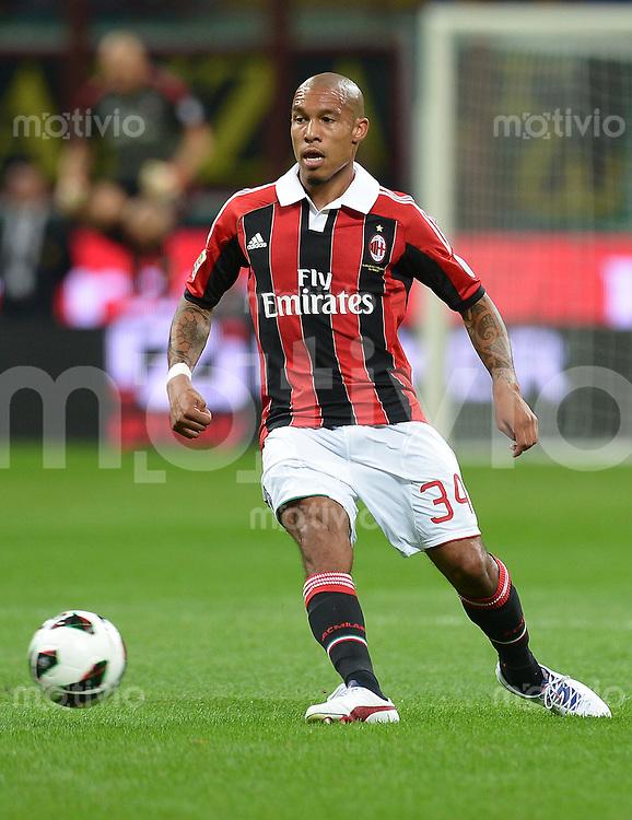 FUSSBALL INTERNATIONAL   SERIE A   SAISON 2012/2013    AC Mailand - Atalanta  15.09.2012 De Jong Nigel (AC Mailand)
