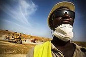 Burkina Faso : Gold mining