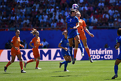 June 30, 2019 - Valenciennes, France - Valentina Bergamaschi (ITA) during the quarter-final between in ITALY and NETHERLANDS the 2019 women's football World cup at Stade du Hainaut, on the 29 June 2019. (Credit Image: © Julien Mattia/NurPhoto via ZUMA Press)