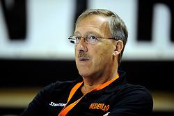 13-09-2008 BASKETBAL: NEDERLAND - IJSLAND: ALMERE<br /> De Nederlandse basketballers hebben hun tweede zege geboekt voor het ek van 2009 in de B-divisie. Oranje versloeg IJsland in almere met 84-68 / <br /> ©2008-WWW.FOTOHOOGENDOORN.NL