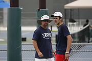 FAU MEN'S TENNIS, January 17, 2007.