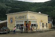 Klondike Kates restaurant in Dawson City Yukon