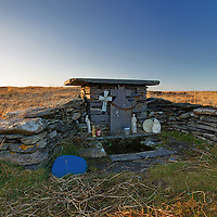 St. Brendan's Well, Valentia Island, Co. Kerry Ireland / vl150