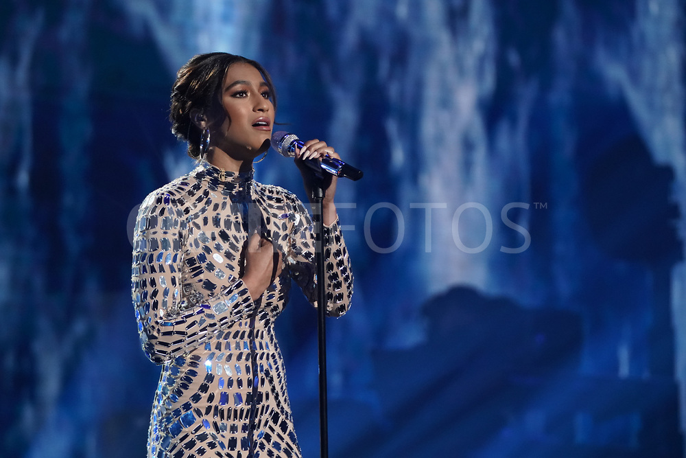 """AMERICAN IDOL – """"415 (The Comeback)"""" – A special episode of """"American Idol"""" featuring """"comeback contestants"""" airs MONDAY, APRIL 19 (8:00-10:00 p.m. EDT), on ABC. (ABC/Eric McCandless)<br /> ALIANA JESTER"""