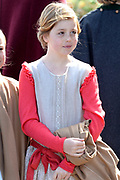 Koningsdag in Dordrecht / Kingsday in Dordrecht<br /> <br /> Op de foto / On the photo: Prinses Alexia