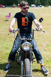 Before the start of the Dirt Quake races in Castle Rock, OR. Saturday, May 31, 2014.  Photography ©2014 Michael Lichter.
