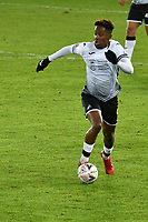 Football - 2020 / 2021 Emirates FA Cup - Round Five - Swansea City vs Manchester City - Liberty Stadium<br /> <br /> Jamal Lowe OF Swansea City on the attack