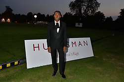 ROUBI L'ROUBI at the Chovgan Twilight Polo Gala in association with the PNN Group held at Ham Polo Club, Petersham Close, Richmond, Surrey on 10th September 2014.