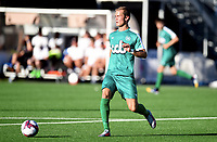 Fotball , 26. juni 2018 , OBOS-ligaen , 1. divisjon , Mjøndalen - Nest-Sotra<br /> Ståle Sæthre , Nest Sotra