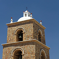 South America, Bolivia, Calamarca. Church of Calamarca.