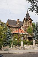 Old house in Podgorze Krakow Poland