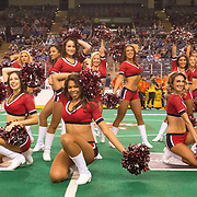 The Baltimore Blast defeat the Syracuse Silver Knights, 7-3. to remain unbeaten on the season