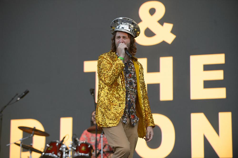 Colonel Mustard and The Dijon 5 at The Playground Festival  Rouken Glen Park, Glasgow, Scotland 26-09-21
