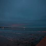 Today's Fall Sunrise  at Narragansett Town Beach, Narragansett, RI,  November  22, 2013. #waves #beach #rhodeisland #sunrise