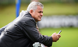 Cape Town-180801-Cape Town City CEO John Comitis watching his team during  training session at Hartleyvale Stadium, ahead of their opening game of the 2018/2019 PSL season against Supersport United at Cape Town Stadium on saturday.Photograph:Phando Jikelo/African News Agency/ANA