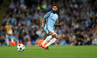 Football - 2016 / 2017 Champions League - Qualifying Play-Off, Second Leg: Manchester City [5] vs. Steaua Bucharest [0]<br /> <br /> Gael Clichy of Manchester City during the match, at the Ethihad Stadium.<br /> <br /> COLORSPORT/LYNNE CAMERON