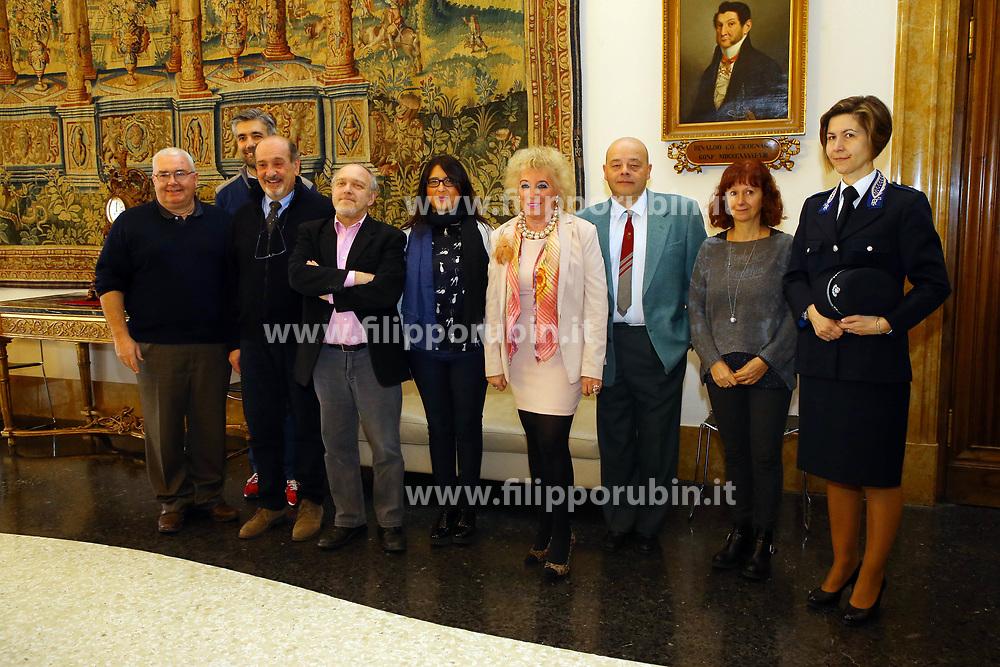 PRESENTAZIONE CORSI ISTITUTO NAVARRA ALLA CASA CIRCONDARIALE