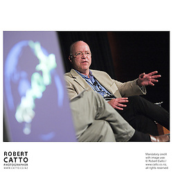 Bingham Ray at the Spada Conference 06 at the Hyatt Regency Hotel, Auckland, New Zealand.<br />