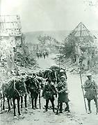 Indians under British command in France in World War 1