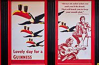 République d'Irlande, Dublin, quartier de Temple Bar, le pub Dame Tavern // Republic of Ireland; Dublin, the touristic Temple Bar area, Dame Tavern pub