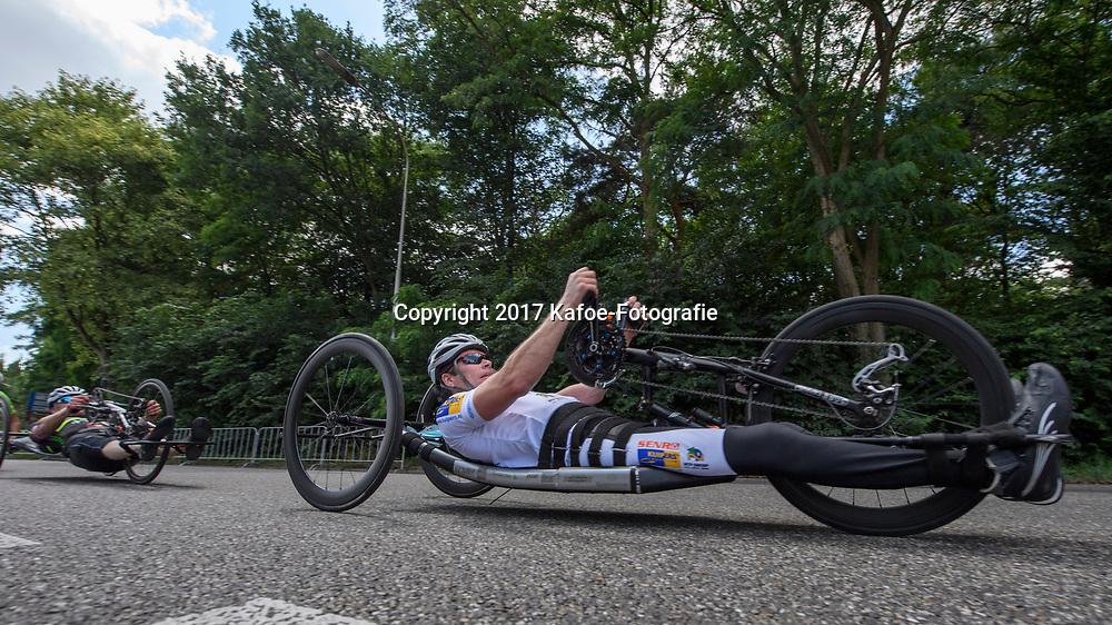 18-06-2017: Wielrennen: NK Paracycling: Montferland<br /> s-Heerenberg (NED) wielrennen