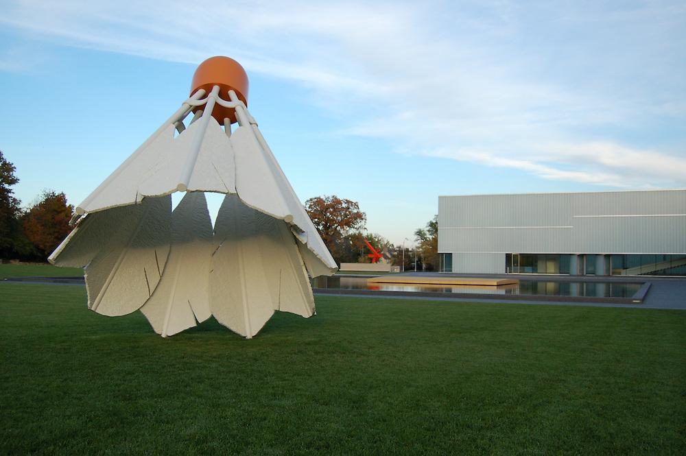 The Nelson Atkins Museum. Kansas City, MO.
