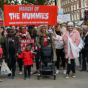 March of the Mummies