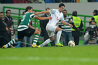 20111201: LISBON, PORTUGAL Ð UEFA Europe League 2011/2012 Group D: Sporting Lisbon vs FC Zurique.<br />In picture . Oliver Buff<br />PHOTO: CITYFILES