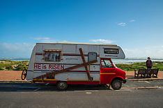 Van with a Cross - 16 July 2020