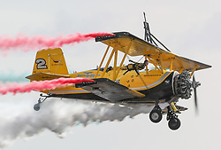 2019?2?28?.    ??????????????????.    2?28???????????Scandinavian Airshows???????????????????.    ????? ??? ?..  -- MELBOURNE, Feb. 28, 2019  Scandinavian Airshows perform during the Australian International Airshow and Aerospace & Defence Exposition at the Avalon Airport, Melbourne, on Feb. 28, 2019. (Credit Image: © Bai Xuefei/Xinhua via ZUMA Wire)