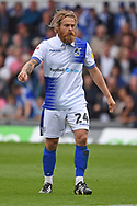 Stuart Sinclair (24) of Bristol Rovers during the EFL Sky Bet League 1 match between Bristol Rovers and Plymouth Argyle at the Memorial Stadium, Bristol, England on 8 September 2018.
