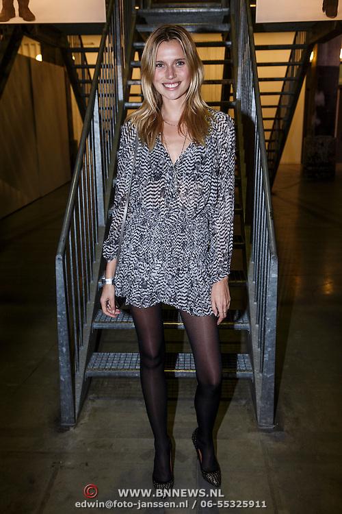 NLD/Amsterdam/20131113 - VIP avond bij Isabel Marant pour H&M, Cato van Ee