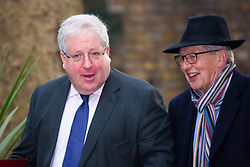 Downing Street, London, January 27th 2015. Ministers attend the weekly cabinet meeting at Downing Street. PICTURED: Minister of State for Transport Patrick McLoughlin