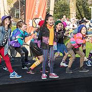 NLD/Twello/20180420 - Koning opent de koningsspelen 2018, Kinderen voor kinderen koor