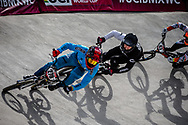 #278 (RAMIREZ YEPES Carlos Alberto) COL at Round 4 of the 2019 UCI BMX Supercross World Cup in Papendal, The Netherlands