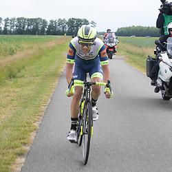 WIJSTER (NED) June 20: <br /> CYCLING <br /> Dutch Nationals Road Men up and around the Col du VAM<br /> Wesley KREDER (Netherlands / Team Intermarche - Wanty Gobert)
