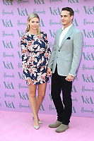 Jemma Kidd, Arthur Wellesley, V&A Summer Party 2018, Victoria and Albert Museum, London, UK, 20 June 2018, Photo by Richard Goldschmidt