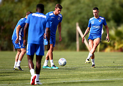 Billy Bodin of Bristol Rovers in action as Bristol Rovers take part in training on their first day in Portugal - Mandatory by-line: Robbie Stephenson/JMP - 18/07/2017 - FOOTBALL - Colina Verde Golf & Sports Resort - Moncarapacho, England - Sky Bet League One