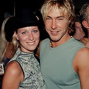 Elite Model Look of the Year 1999, Fabienne de Vries en Chris Zeegers