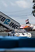 November 11-13, 2020. Lamborghini Super Trofeo, Sebring: 16 Madison Snow, Change Racing, Lamborghini Charlotte, Lamborghini Huracan Super Trofeo EVO